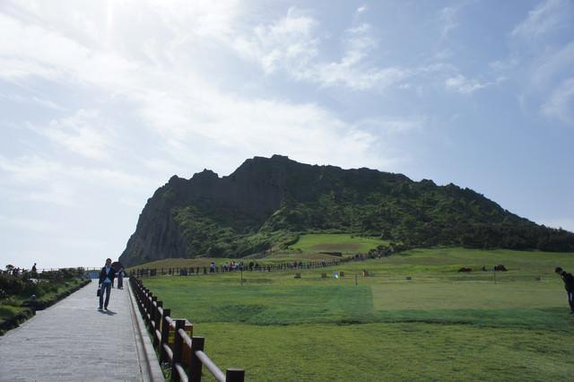 【濟州東部】城山日出峰 -UNESCO世界自然遺產(성산일출봉 -유네스코 세계자연유산)