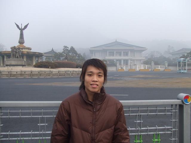 韓國旅遊回憶錄-Day 4:青瓦台、景福宮、亂打秀、明洞、東大門、國賓飯店