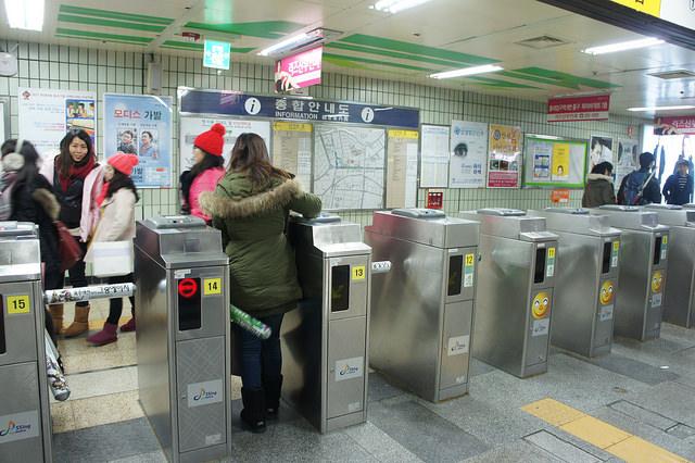 【交通】首爾地鐵 定期乘車卷 정기 승차권  – 地鐵費約打73折!!(留學生、打工度假、長期旅遊背包客必備)