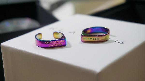 【品牌合作】KLASSE14 情人節的特別禮物-Volare Rainbow幻彩手錶+戒指 (附獨家 88折折扣代碼)