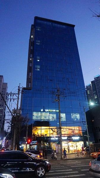 【南營站】2PM尼坤(Nichkhun)也到訪的 公寓式酒店 G-Stay Residence (直眺首爾塔夜景)