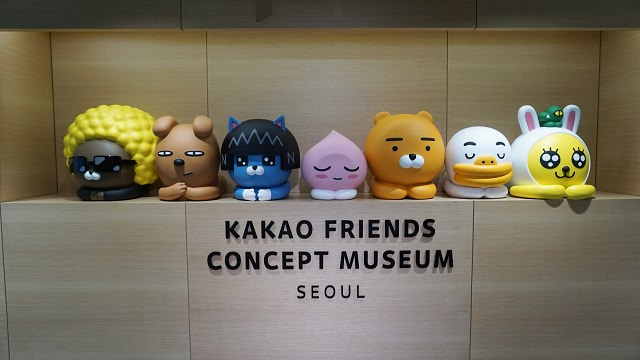 【弘大入口站】超萌可愛度破表~ KAKAO FRIENDS在弘大開設旗艦店 + 期間限定 KAKAO FRIENDS概念博物館!