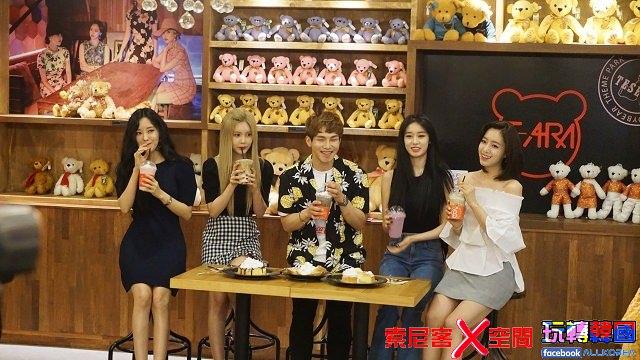 【東廟前站】韓團 T-ARA推薦的首爾好去處~泰迪熊博物館 Teseum 登陸 首爾 東大門!!