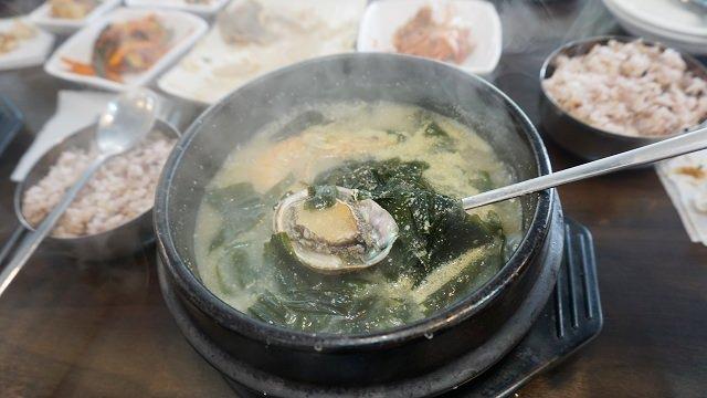 【大邱 – 慶大醫院站】金光石路附近美食店家『正家海帶』韓國補養海帶湯專賣店!