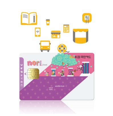【韓國銀行】KB은행國民銀行 – 노리체크카드 check 卡 優惠一覽