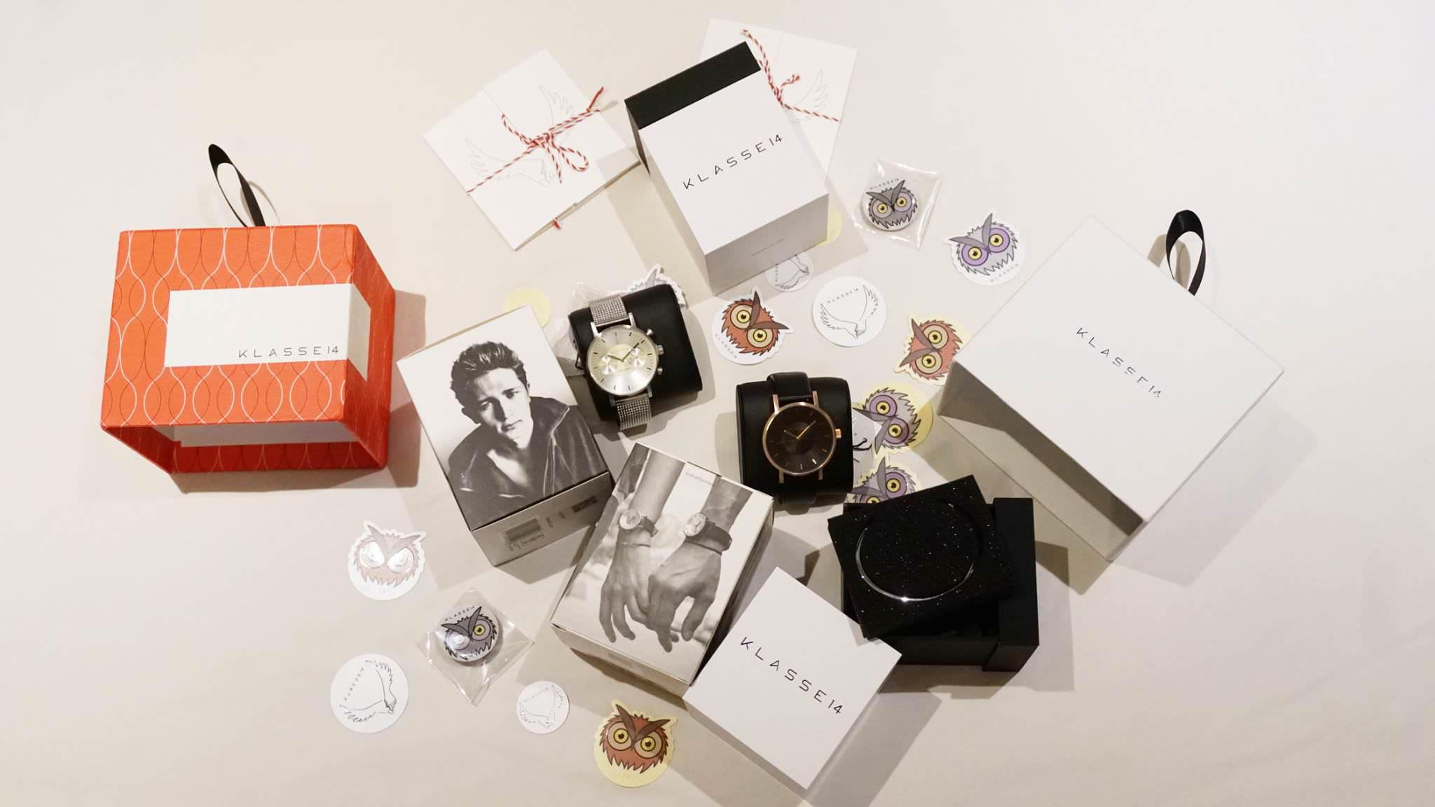 【玩轉韓國 X KLASSE14手錶】2017 聖誕贈禮+獨家優惠折扣碼!