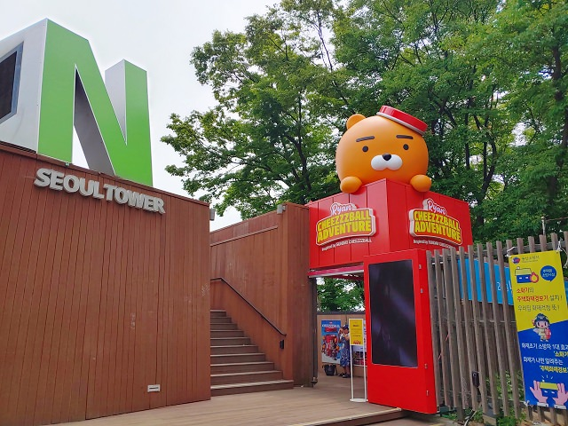 【明洞站】世界首座 萊恩 VR主題遊樂園,就在南山首爾塔~快來跟RYAN來場起司球大冒險(+各關卡簡介)