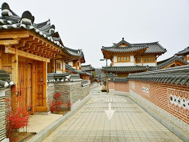 【延新川站】拍出清新韓風質感的『恩平韓屋村 은평한옥마을』+1人1杯咖啡廳 1인1잔