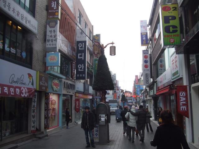 韓國旅遊回憶錄-Day 3:春川明洞、南怡島、LG (GS)滑雪場