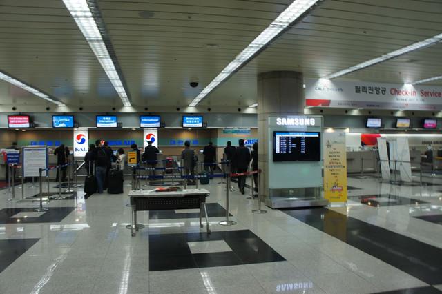 【三成站】首爾市內第二個都市機場–韓國都心機場한국도심공항