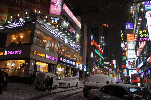 【仁川客運站】仁川市宛如明洞 / 狎鷗亭 般熱鬧的商圈 – 羅德奧商圈
