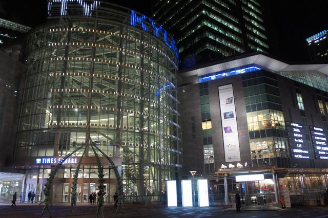【永登浦站】首爾購物新地標TIMES SQUARE時代廣場타임스퀘어(首爾最大購物中心)