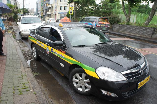【濟州島-交通】濟州島有也中文TAXI (設有中文客服專線可事先預約)GLOBAL TAXI國際計程車