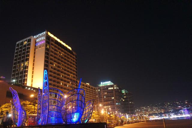 【釜山-海雲台站】擁有絕佳海景的夢幻天堂飯店- PARADISE HOTEL BUSAN樂園飯店