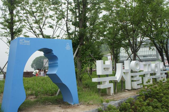 【彌阿三岔路站】首爾的夢幻綠地公園-北首爾夢之森(IRIS、RUNNING MAN拍攝地)