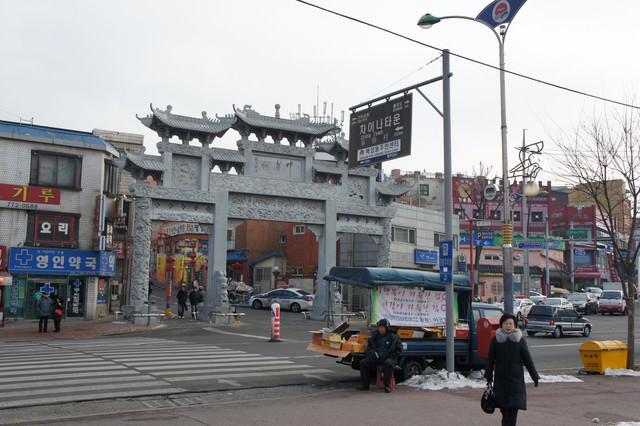 【仁川站】韓國最大的中國城-仁川 中華街/華人街(+韓國酢醬麵創始店+自由公園)
