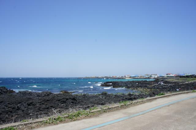 【濟州島東部】美麗的人間仙境 – 牛島 (下)