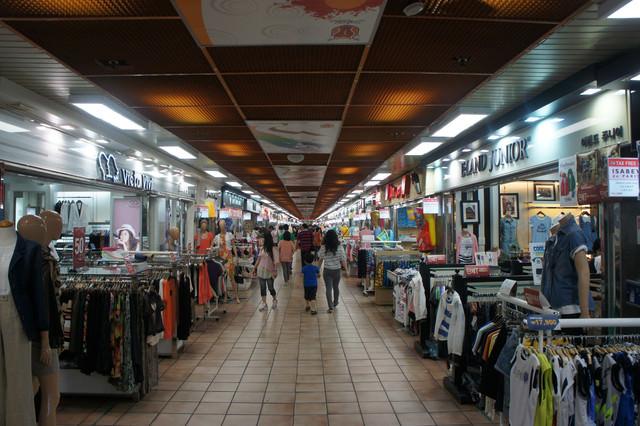 【濟州島市區】再次到訪 中央地下商街 + 七星商店街+東門市場…改變中的購物天堂~2012年最新版!!