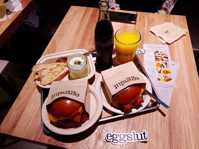 【三成站】美國洛杉磯超人氣 蛋料理餐廳『eggslut (에그슬럿) 』在韓國也吃得到了!