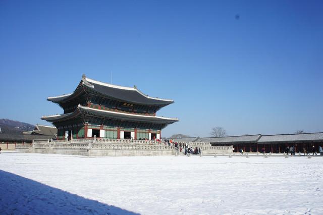 【景福宮站】一探韓國古代王宮 – 景福宮 + 國立古宮博物館(韓劇:我的公主拍攝地)