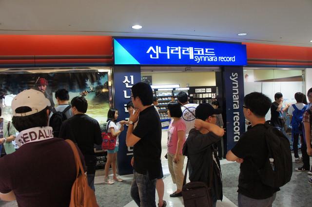 【獨家】韓國兩大唱片行HOTTRACKS、신나라簽名會流程大公開!!~到韓國輕鬆參加歌手簽名會