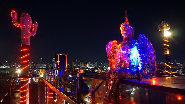 【泰國-國立體育館站】暹羅廣場商圈旁的精品設計酒店- Siam@Siam Design Hotel Bangkok 曼谷店 (附設 天空酒吧)