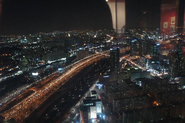 【汝矣島站】探索韓國최고(最高/最讚)的夜景-63大廈